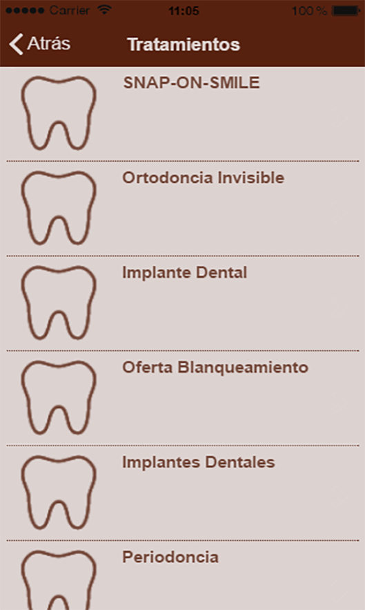 Estética Dental Sabadell- screenshot