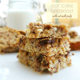Healthy Vegan Oatcakes for Breakfast or Dessert