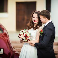 Wedding photographer Natalya Tryashkina (natahatr). Photo of 31.10.2016