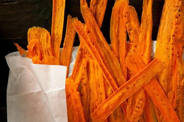Carrot Stix Recipe