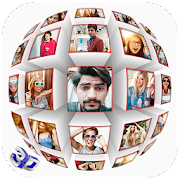 3D Cube Photo Frames