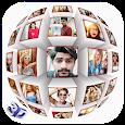 3D Cube Photo Frames apk