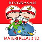 Ringkasan Materi Kelas 5 SD (Lengkap & Praktis) icon
