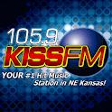 105.9 KISS-FM icon