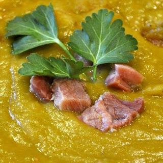 Split Pea Smoked Turkey Soup.