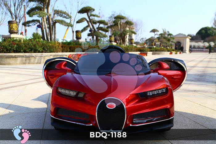 Xe hơi điện cho bé Bugatti BDQ-1188 7