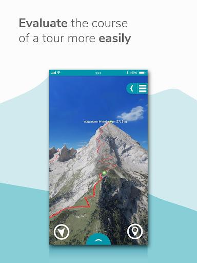 RealityMaps: 3D map with tours, GPS navigation 0.1.9.200812 screenshots 14