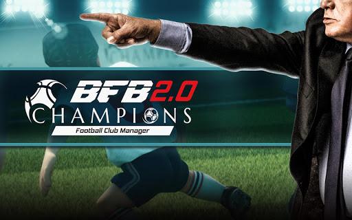 BFB Champions 2.0 ~Football Club Manager~  screenshots 1
