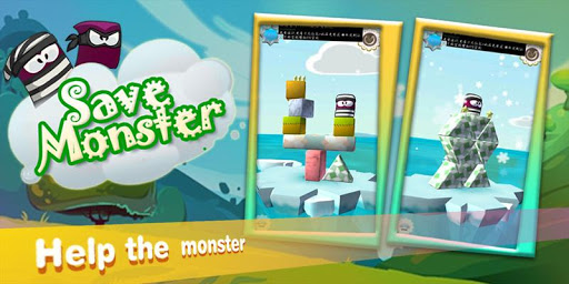 3D save monster