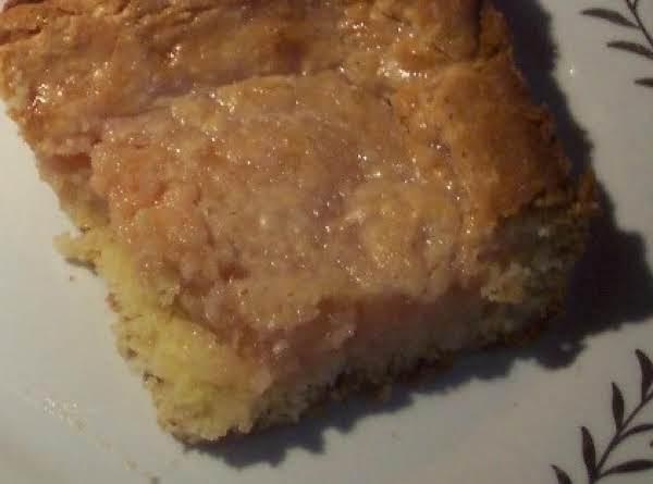 Strawberry Ooey Gooey Cake Recipe