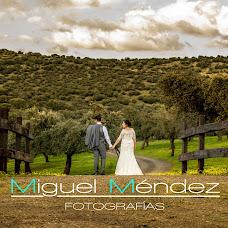 Wedding photographer Miguel angel Méndez pérez (miguelmendez). Photo of 07.03.2017