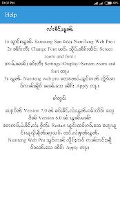 SAM NamTengWebPro - náhled