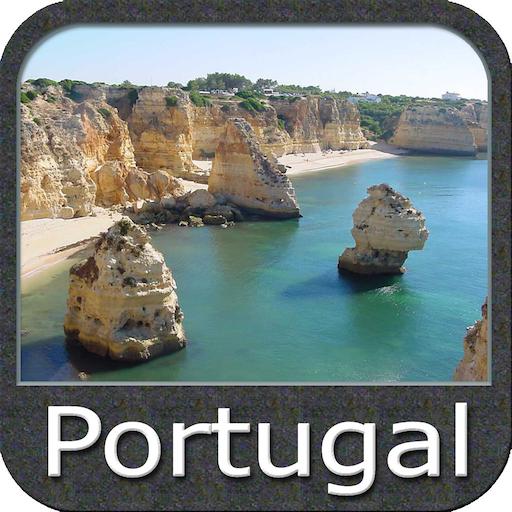 Portugal GPS Map Navigator