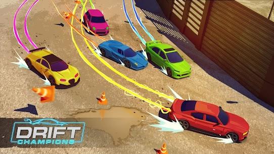 Drift Champions MOD (Free Purchase) 1