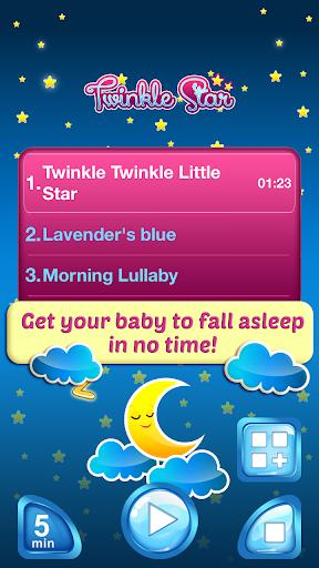婴儿 睡前歌曲 閃爍之星