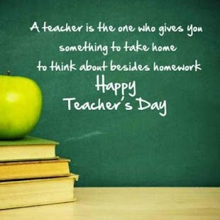 Quotation Of The Day Fascinating Happy Teachers Day Quotes  Android Apps On Google Play