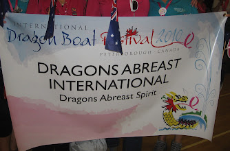 Photo: ternational Dragons Abreast Regatta Peterborough Canada 2010
