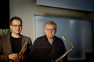 Photo: MACK GOLDSBURY QUARTET & Maciej Fortuna Poznań 2012 fot. DeKaDeEs