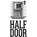 Logo of Half Door The Rube Lager
