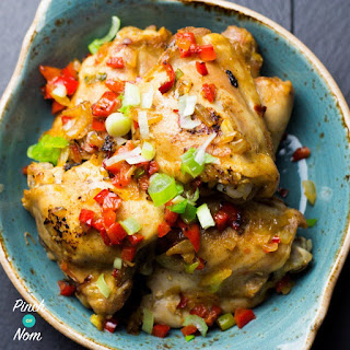 Syn Free Salt and Pepper Chicken | Slimming World.