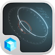 Spaceship Hola 3D Theme apk