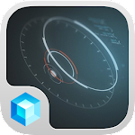 Spaceship Hola 3D Theme 1.0.2 Apk