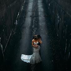 Wedding photographer Paul Woo (wanderingwoo). Photo of 06.11.2016