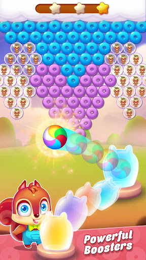 Bubble Shooter Cookie apkmr screenshots 4