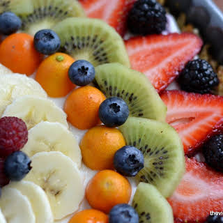 Beautiful Breakfast Tart.