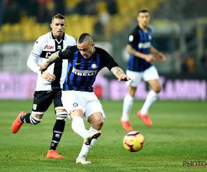 L'Inter et Nainggolan s'éclatent, Praet battu, Mirallas accroché