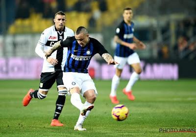? Une volée de Nainggolan offre la victoire à l'Inter face à Dennis Praet !