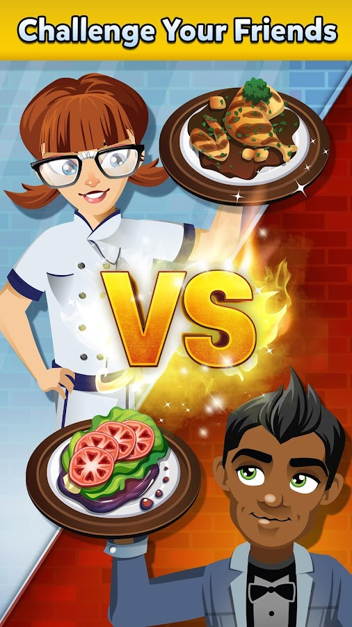 RESTAURANT DASH: GORDON RAMSAY- screenshot