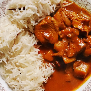 Tropical Fish Curry