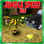 Police Jungle Chase Icon