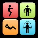 万能歩数計 icon