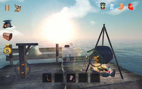 Raft Survival: Ultimate 6.2.0 (Mod)