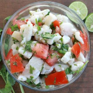Fish Ceviche (Ceviche De Pescado) Recipe