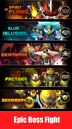 Galaxy Shooter - Space Attack 2.9 screenshots 7