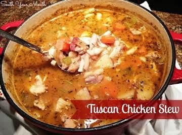Tuscan Chicken Stew Recipe