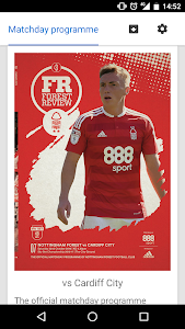 Nottingham Forest FC screenshot 0