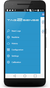 Tag2Sense- screenshot thumbnail
