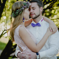 Wedding photographer Arina Dmitrieva (Morkovo4ka). Photo of 02.01.2016