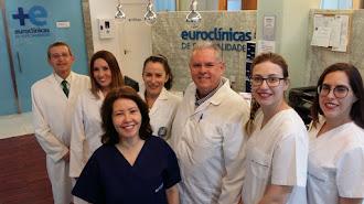 Equipo de Euroclinicas.