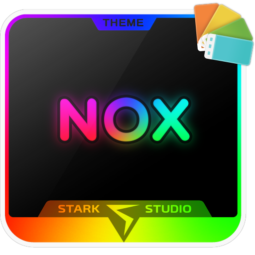 Theme Xp - NOX MULTICOLOR