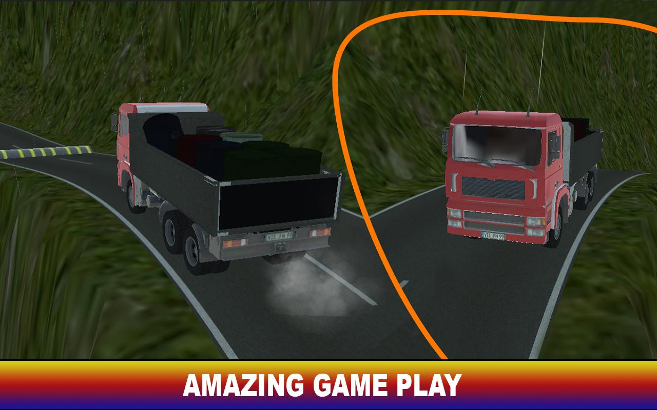 The best 3D truck simulator for Android