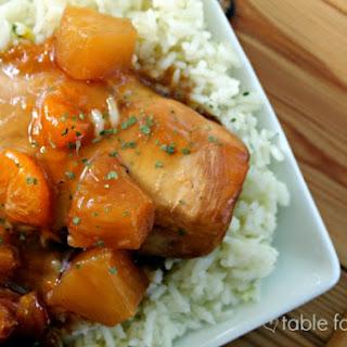 Crockpot Sweet Hawaiian Chicken