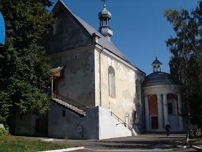 Photo: Rozdół - kościół katolicki. Fot. Stanisław Burlikowski.