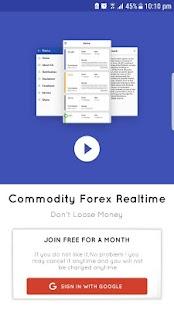 Commodity $ Genie - náhled