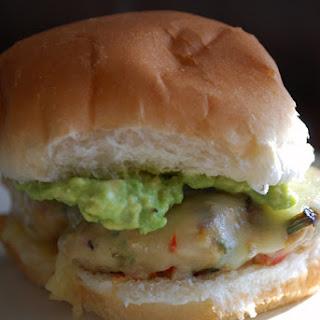 Chili Lime Chicken Burger Recipe