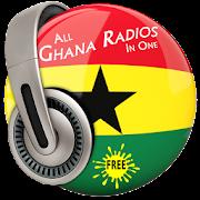 All Ghana Radios in One Free